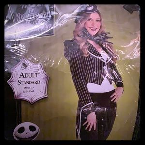 Brand new Jack Skellington Tailcoat.